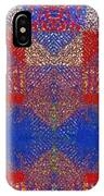 Indian Weave Abstract IPhone Case