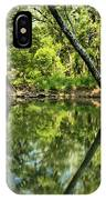 Indiana Reflections IPhone Case