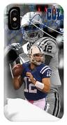 Indianapolis Colts Christmas Card IPhone Case