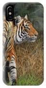 Indo-chinese Tiger IPhone Case
