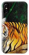 Indochinese Tiger IPhone X Case