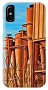 Industrial Detail Photoart IPhone Case