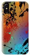 Infinite M Panel #2 IPhone Case