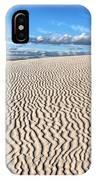 Infinite Sand Patterns IPhone Case