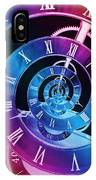 Infinite Time Rainbow 1 IPhone Case