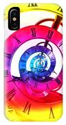 Infinite Time Rainbow 3 IPhone Case