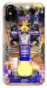 Infiniti Red Bull Formula One Racing Car  IPhone Case