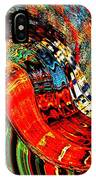 Infinity Sound Wave 2 IPhone Case
