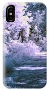 Infrared Morning IPhone Case
