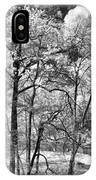 Infrared Stream IPhone Case