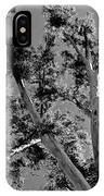 Infrared Tree IPhone Case