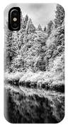 Infrared Trees IPhone Case