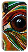 Inner Strength Spirit Eye IPhone Case