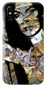 Inner Strength Steampunk Portrait  IPhone Case