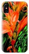 Inpressionistic Garden IPhone Case