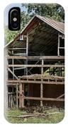 Inside A Barn IPhone Case