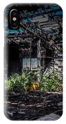 Inside An Abandon Building IPhone Case