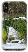 Inside Passage Time Out IPhone Case