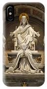 Inside St Peters Basiclica - Vatican Rome IPhone Case