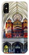 Inside The Cathedral  IPhone Case