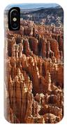 Inspiration Point Bryce Canyon IPhone Case