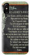Inspirational Chalkboard-f2 IPhone Case