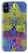 Interference Pattern IPhone Case