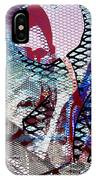 Interstate 10- Exit 261- 6th Ave Overpass- Rectangle Remix IPhone Case
