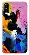 Interstellar Graffiti IPhone Case