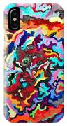 Intertwined Rainbow IPhone Case