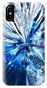 Into The Icy Blue IPhone X Case