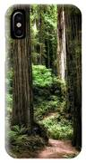 Into The Magical Forest IPhone Case