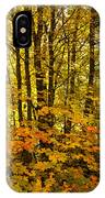 Into The Woods We Go  IPhone Case