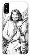 iPhone-Case-Geronimo IPhone Case