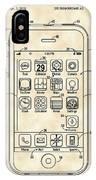 iPhone Patent - Vintage IPhone Case