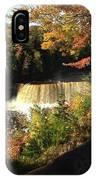 iphone Tahquamenon picture IPhone Case