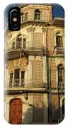 Iquitos Grand Hotel Palace IPhone Case