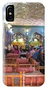 Iran Isfahan Restaurant IPhone Case