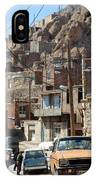 Iran Kandovan Cars And Wires IPhone Case