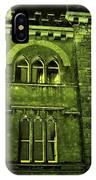 Ireland Church IIi Emerald Night IPhone Case