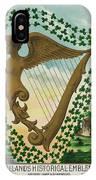 Irelands Historical Emblems IPhone Case