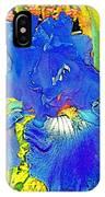 Iris 10 IPhone Case