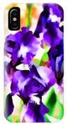 Iris 63 IPhone Case