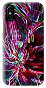 Iris Abstract IPhone Case