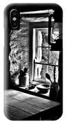 Irish Cottage Window IPhone Case