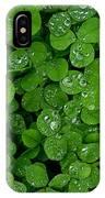 Irish Spring IPhone Case