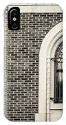 Iron Arches IPhone Case