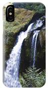 Iron Creek Falls IPhone Case