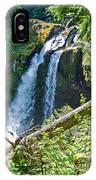 Iron Falls IPhone Case