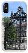 Iron Gate - The Breakers - Rhode Island IPhone Case